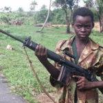 ◆地獄の戦場に生きる少年兵士。子供たちが、互いに殺し合う