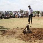 ◆イスラムの石打ちの刑というのは実際どのようなものなのか