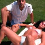 ◆カダフィ大佐の息子ハンニバルとその妻アリーネの赤裸々