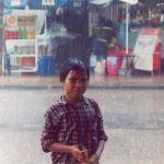 ◆雨の日の夜総会。激しい雨が降りしきる日、ある娘と出会った