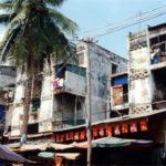 ◆プノンペン市内にあったスラム売春地帯「ブディン」の消滅