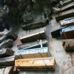◆フィリピン・サガダには「崖葬」という珍しい埋葬方法がある