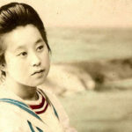 ◆明治・大正時代の日本の少女は、このような顔や身体だった