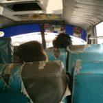 ◆海外での長距離バスは、地獄のような思い出に満ち溢れている