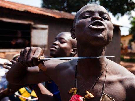 ◆中央アフリカ。国際社会から見捨てられ暴力地帯と化した国