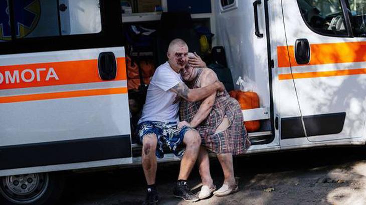◆レイプ、大量殺戮、フェイクニュース。地獄に堕ちたウクライナを見よ
