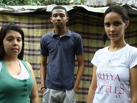 ◆アメラジアン。フィリピンに棄てられ、忘れられた子供たち