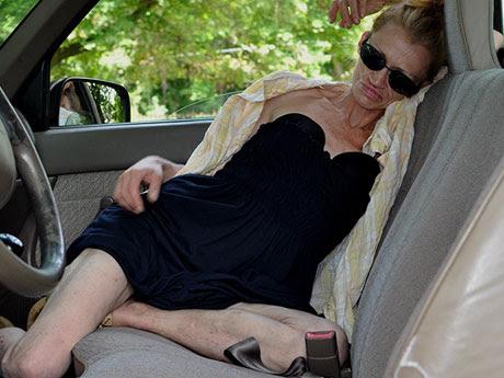 ◆フィラデルフィアのあまりにもひどすぎる老いた売春女性