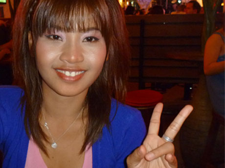 ◆日本人の心を虜にする、ナナのバー・ガールの9年の軌跡