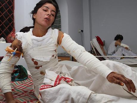 ◆パキスタンという女の地獄。この国で男に逆らったら命はない