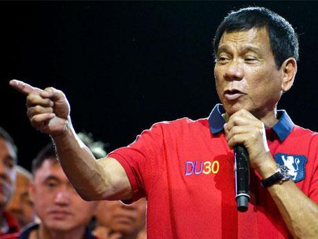 ◆ロドリゴ・ドゥテルテ。フィリピンで誕生した暴言の大統領
