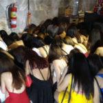 ◆バンコク有数のマッサージ・パーラー「ナタリー」が摘発