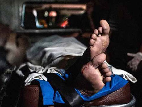 ◆フィリピン麻薬戦争。これが現場の血まみれ殺害光景だ
