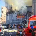 ◆ソープランド店の火災と、環境が悪化する一方のソープ嬢