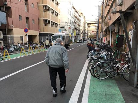 ◆横浜寿町。日本三大ドヤ街の1つも高齢者の街になっていた