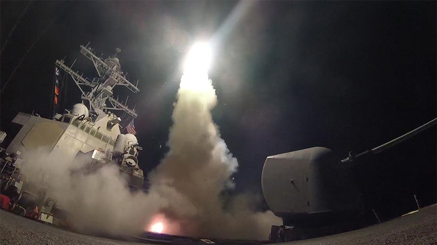 シリア内戦で米英仏が攻撃に参加。世界が激しく燃え始めた