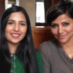 ◆パキスタン出身の美貌母娘の剥き出しの写真が同時流出した
