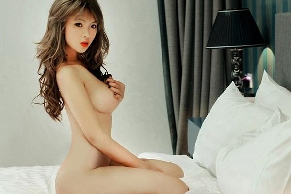 ◆カメラマンに性器まで撮らせていたマレーシアの売れっ子モデル