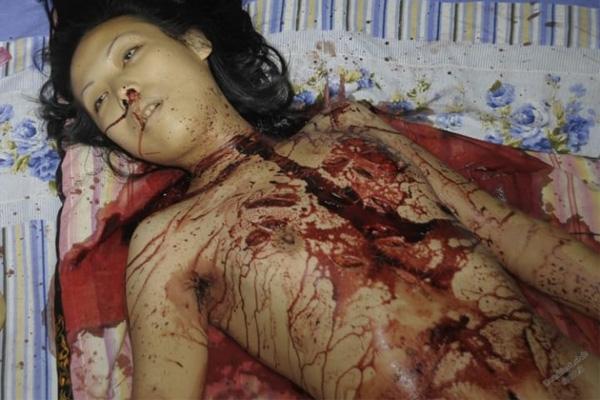 ◆オーバーキル(過剰殺戮)。めった刺しをする男の中にあるのは何か?