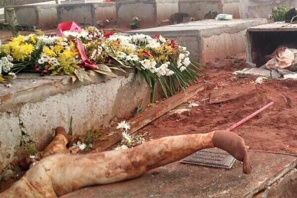 ◆死姦(ネクロフィリア)。土葬する国の闇で何が起きているのか?