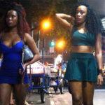 ◆タイの売春地帯に定着するか? アフリカ系黒人セックスワーカーたち