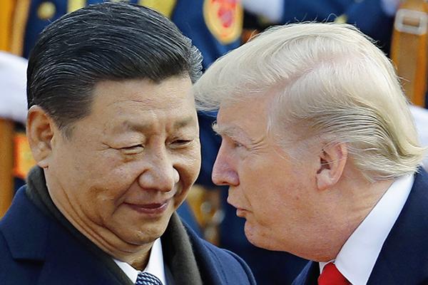◆米中の対立はやがて戦争か。最強の軍事力を持つ国家が最強の影響力を持つ