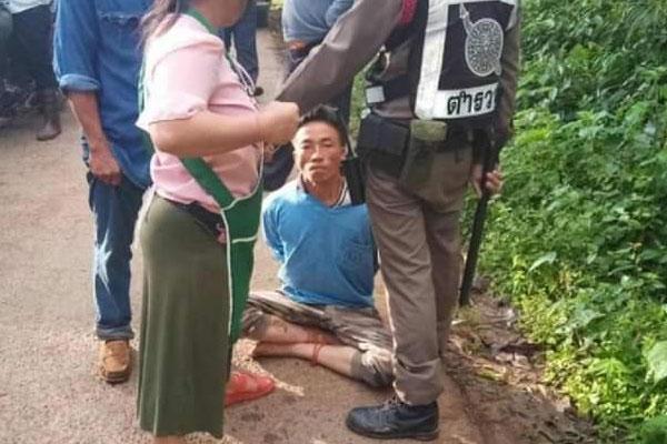 ◆妻を殺して手足を切り落とし、後頭部を叩き潰して脳を切り刻んでいた男