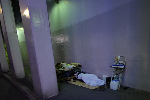 日本でホームレスが減っているのを単純に喜んではいけない理由とは?