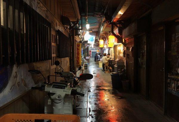 ◆那覇の夜(2)栄町のストリート売春と辻のソープランド嬢のこと