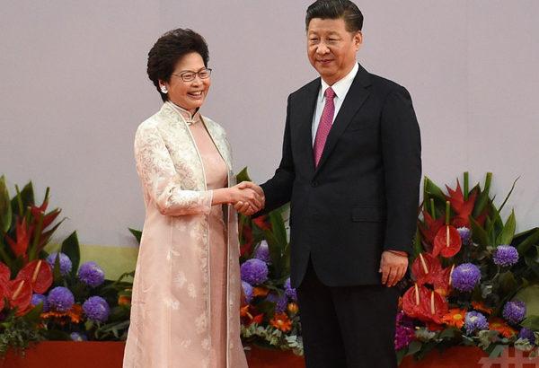 すべてを中国共産党政権の支配下に収める野望はやがて日本に牙を剥く