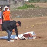 ◆下半身を剥き出しにされ、顔面の皮を半分引き剥がされて殺された少女
