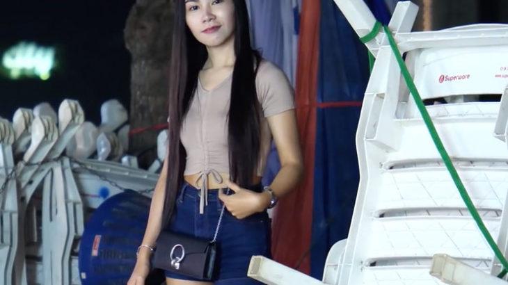 ◆パタヤの売春ビーチロードは今どんな女たちが集まっているのか動画で見る