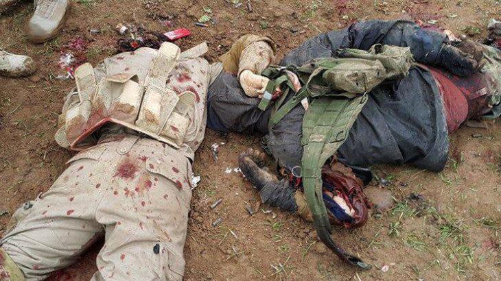 ◆超暴力組織ISISの末路。暴力に溺れた集団は暴力によって制裁されていく
