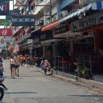 ◆タイ歓楽街の閉鎖。超濃厚接触をするタイの歓楽街は閉鎖されると思っていた