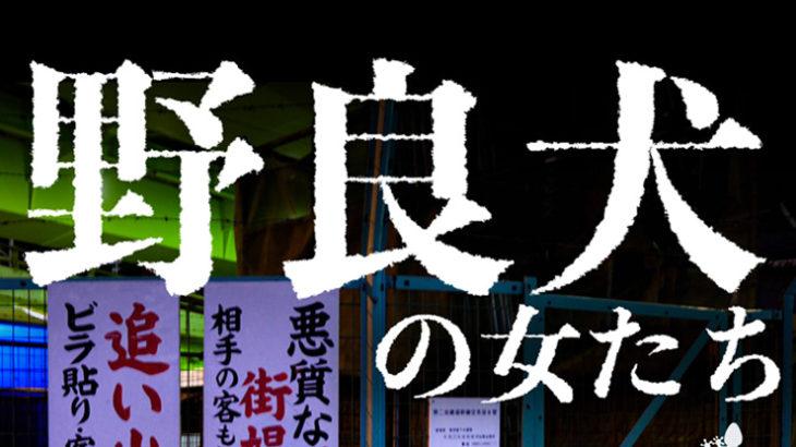 『野良犬の女たち(ジャパン・ディープナイト)』電子書籍で刊行しました