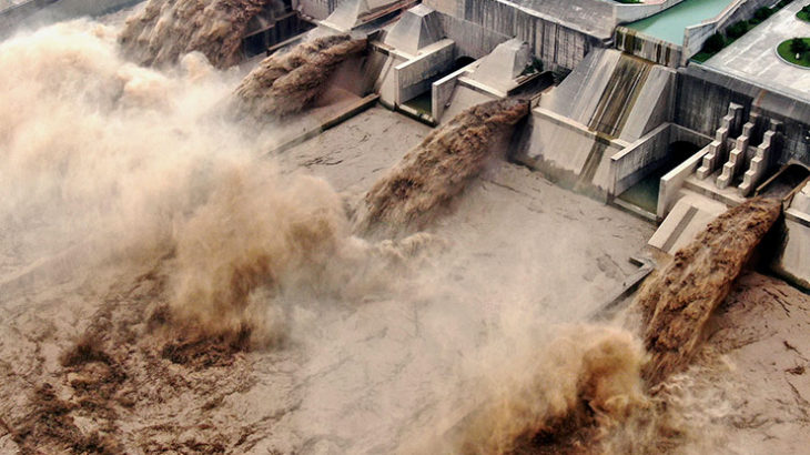 災害で壊滅するかもしれないのは日本も同じ。災害の巨大化は他人事ではない