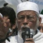 アブ・バカル・バシール師。インドネシア・テロの精神的指導者