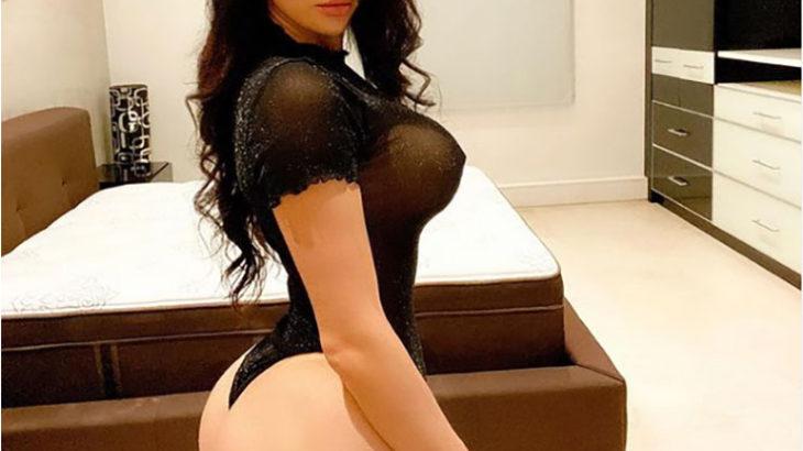 ◆ジョセリン・カノ。巨大なヒップを求めて死んでいったメキシコのモデル