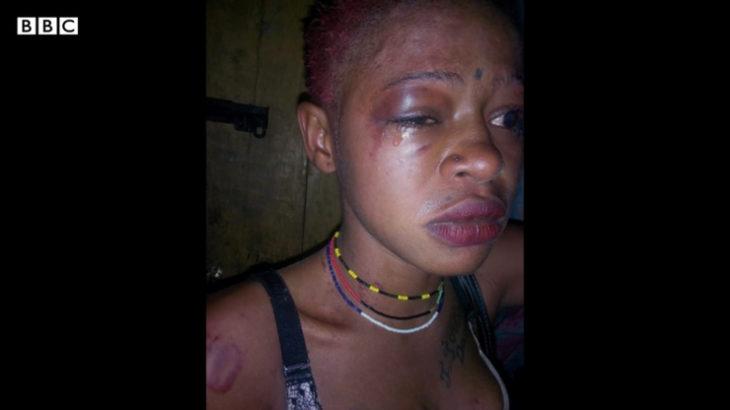 ◆女たちへの暴力が飛び交うアフリカ・シエラレオネのハードなミッドナイト