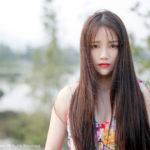 ◆鼻先が壊死した中国の美人女優ガオ・リューが世界に知らしめた中国の闇