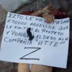 ◆麻薬組織と対立した女性弁護士の、バラバラにされた身体