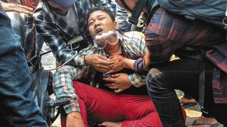 ◆虐殺が続いて無政府状態と化すミャンマーのクーデター事件の裏側にあるもの
