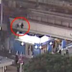 ◆盗撮がバレて全力で逃げ、高架から自ら転落。この男は何を求めていたのか?