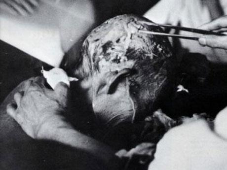 原爆が投下された広島の惨劇は、いよいよ重みを増していく