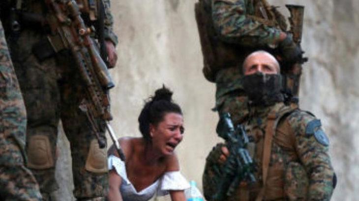 ◆修羅国家。銃と暴力の蔓延。その中で無慈悲に殺され続けるブラジル女性と死の光景
