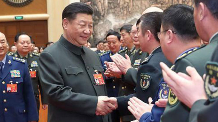 習近平の王朝国家。日本は中国からヒト・モノ・カネをすべて引き上げて縁を切れ
